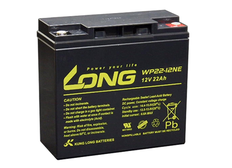 過去威する幻想LONG 12V 22Ah 高性能シールドバッテリー【高耐久タイプ】(WP22-12NE) WP22-12NE