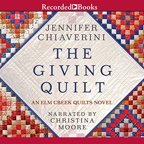 The Giving Quilt audiobook cover art