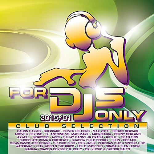For Djs only 2015/01