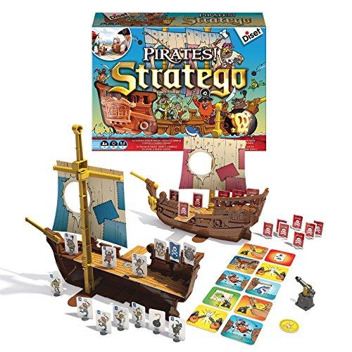 Comprar juego de mesa: Diset- stratego Pirates, Juego de Estrategia, (62305)
