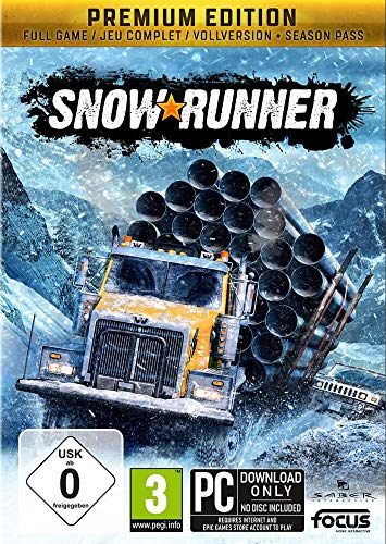 Snowrunner: Premium Edition - [PC]