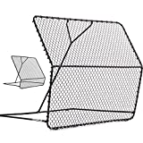 QUICKPLAY PRO Rebounder 7x7' Adjustable Angle Multi-Sport Trainer | Soccer Rebounder or Baseball & Softball Pitch Back | Ideal for Team and Solo Training