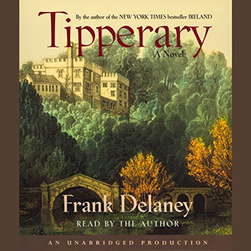 Tipperary audiobook cover art