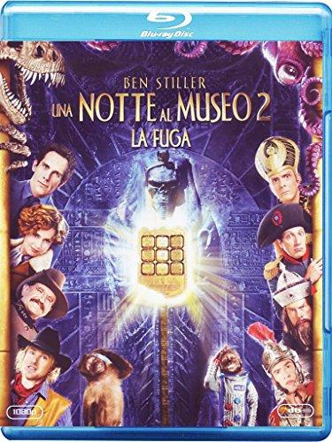 Una notte al museo 2 - La fuga [Italia] [Blu-ray]