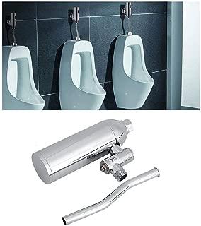 Urinal Flush Valves Toilet Flush Valves with Sensor Inductor for Auto Flushing, Brass Wall Mounted Automatic Flushing Sensor