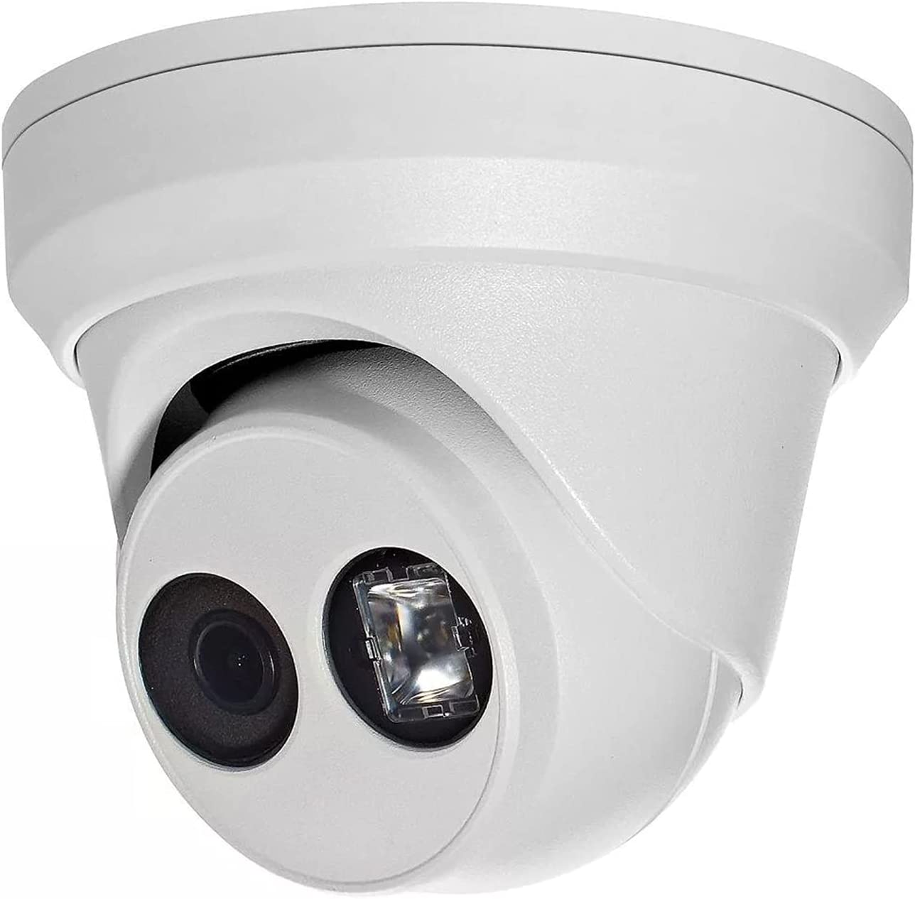 4MP Outdoor PoE 倉 Turret 大人気! IP Camera Lens 98ft EXIR with Nigh 2.8mm