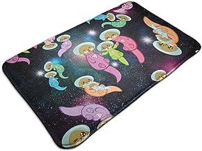 Love in Otter Space_107 Personalized Custom Doormats Indoor/Outdoor Doormat Door Mats Non Slip Rubber Kitchen Rugs 23.6 x ...