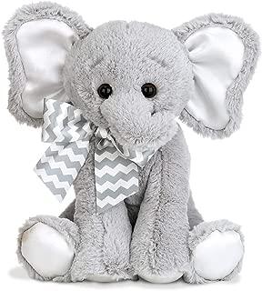 Bearington Lil' Spout Elephant Piggy Bank with Noise 10