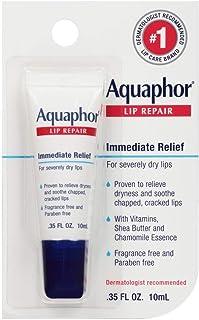 Aquaphor Lip Repair, 0.35 Fl Oz, Pack of 6