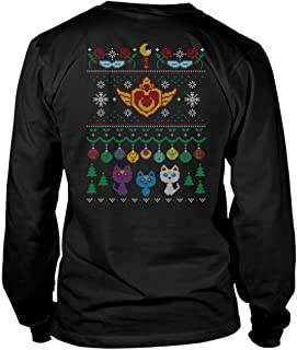 Best ugly sweater sailor moon Reviews