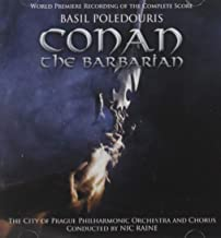 Best conan the barbarian music score Reviews