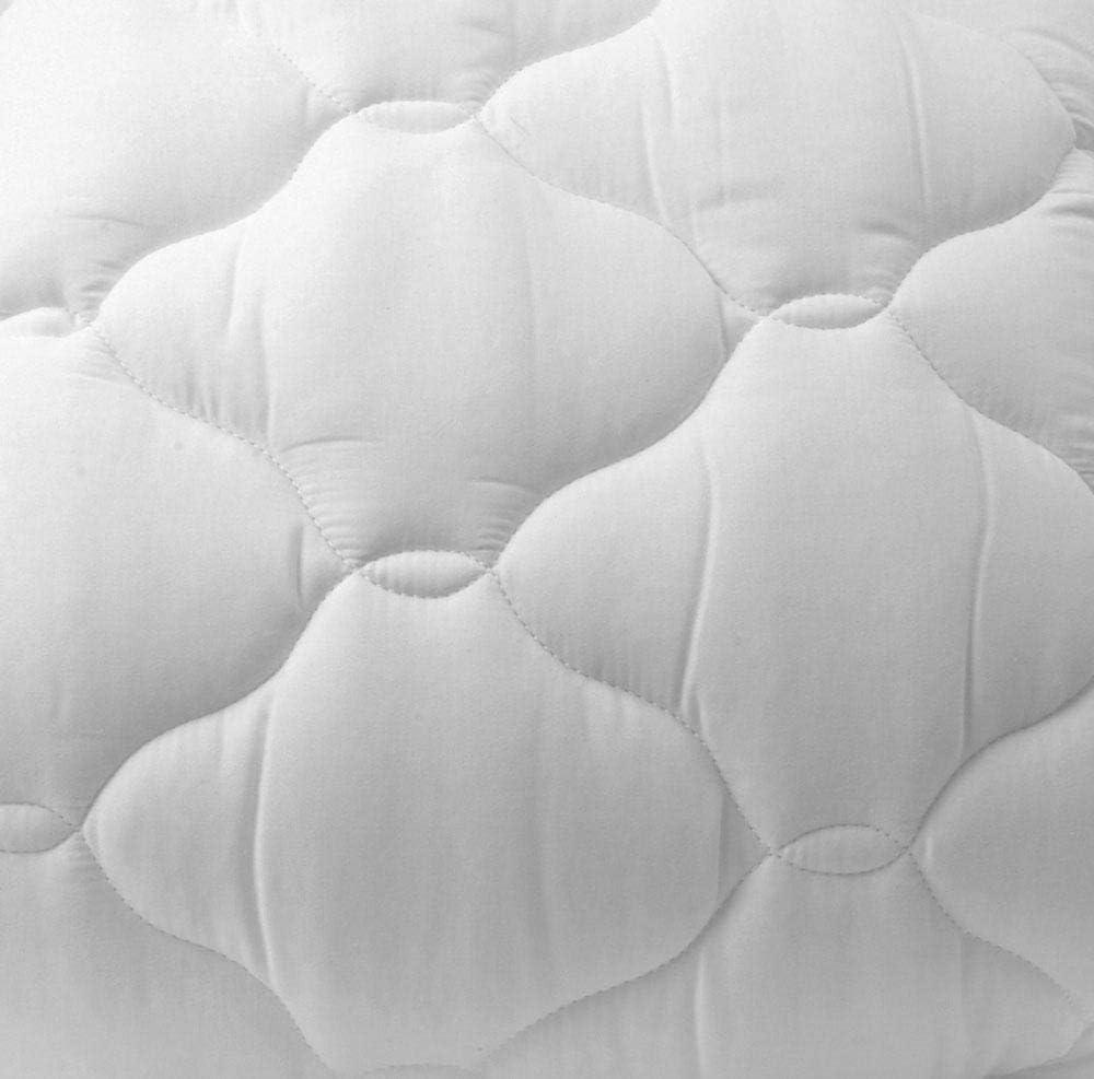SonnoRx Luxury Pillow Top Mattress Pad Deluxe Loft Sleeper - Twin 3