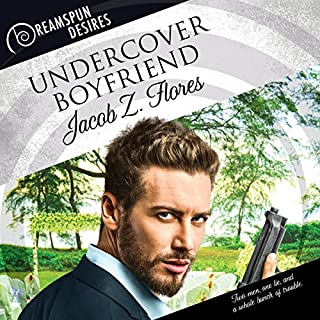 Undercover Boyfriend audiobook cover art