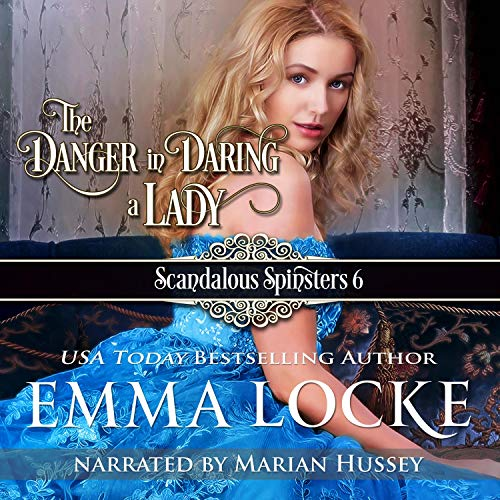 The Danger in Daring a Lady cover art