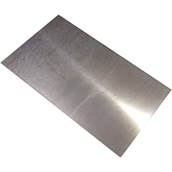 5083 6mm Aluminium Plates Sheets 150mm x 100mm