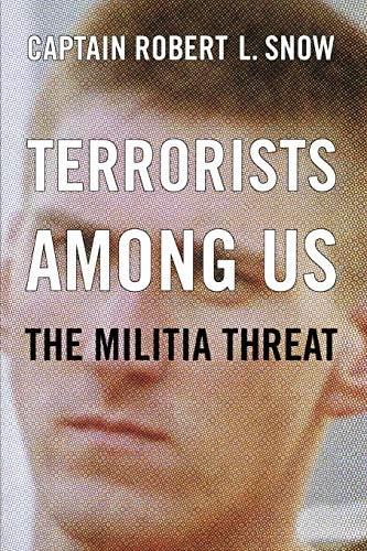Terrorists Among Us The Militia Threat product image