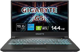【 RTX 3050Ti搭載】GIGABYTE G5 ゲーミングノートパソコン/15.6インチ/Win10 Home (144Hz   RTX3050 Ti   i5-11400H   8G*2  512G SSD)