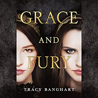 Grace and Fury audiobook cover art
