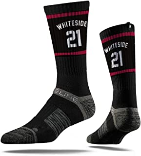 Strideline NBA Premium Athletic Crew Socks, One Size