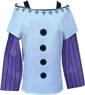 Poetic Walk The Seven Deadly Sins Nanatsu no Taizai Gowther Cosplay Costume Tshirt Custom