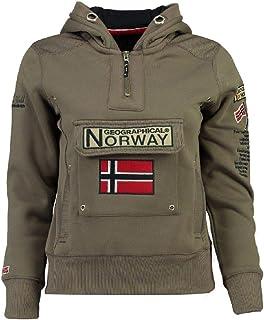 Geographical Norway Sudadera NIÑA GYMCLASS