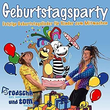 Geburtstagsparty (Fetzige Geburtstagslieder für Kinder zum Mitmachen)