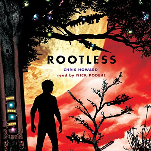 Rootless cover art