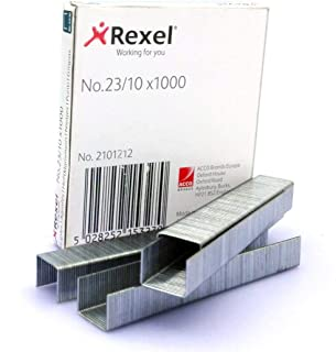Rexel Staples, 23/10, Pack of 1000