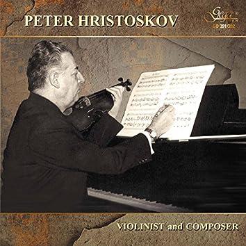 Hristoskov: Violinist & Composer
