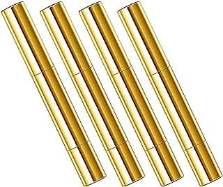 Beaupretty 4Pcs Prego Cosméticos Recarregáveis Tubo de Óleo Corretivo Lip Gloss Caneta Tubo de Óleo Rotativo de Cresciment...