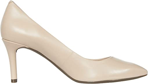 Neutral Beige Leather