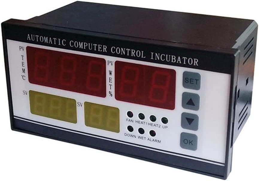Wavel New product Max 84% OFF XM-18 Egg Incubator Controller Hygrostat Thermostat Full A