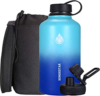 Best 64 oz. insulated water bottle Reviews