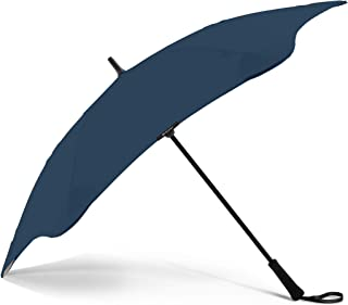 """BLUNT Classic Umbrella with 47"""" Canopy and Wind Resistant Radial Tensioning System"""