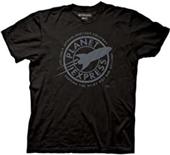 HXHSA Ripple Junction's Futurama Planet Express T-Shirt