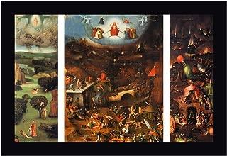 The Last Judgement by Hieronymus Bosch 23