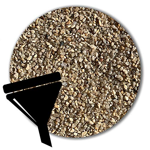 25 kg Filtersand Filterkies Körnung: (1,0 - 2,0 mm)