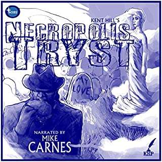 Necropolis Tryst audiobook cover art