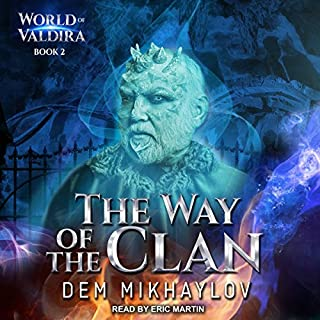 The Way of the Clan 2 audiobook cover art