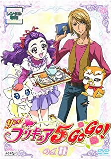 Yes!プリキュア5GoGo! Vol.11 [レンタル落ち]