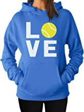 Love Tennis - Gift Idea for Tennis Fan/Tennis Player Cool Women Hoodie