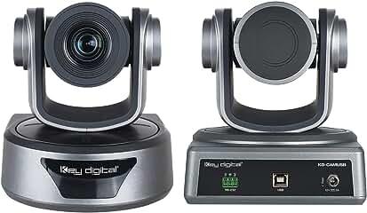 Key Digital's PTZ USB Camera Brings Audiences Together - KD-CAMUSB