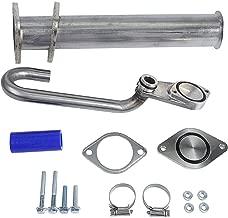 Partol Diesel EGR Valve Power Stroke Kit for Ford 6.0L Diesel Powerstroke | 03-07 Ford Super Duty F250 F350 F450 F550, 03-05 Ford Excursion, 04-10 Ford E350 E450 - Replace 904-228, 3C3Z6A642CA