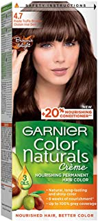 Garnier Colour Naturals Colour Naturals, 4.23 Frosted Truffle Brownie