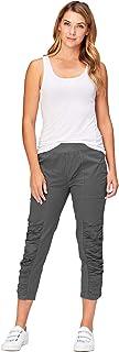 Wearables Women's Geyser Crop - Casual Stretch Capri Pant