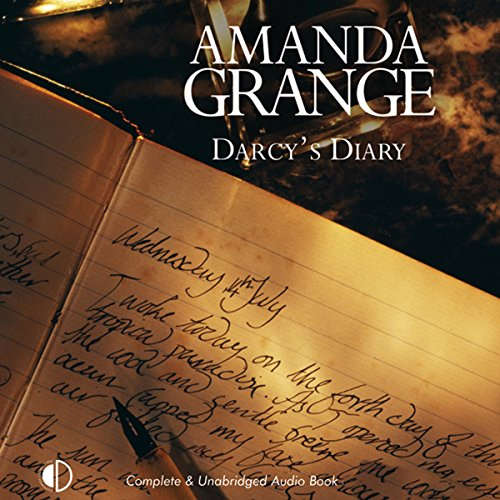 Darcy's Diary audiobook cover art