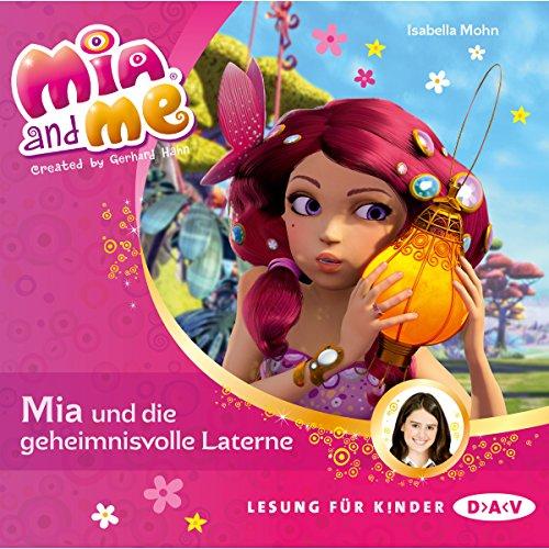 Mia und die geheimnisvolle Laterne Titelbild