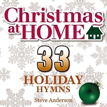 Christmas at Home: 33 Holiday Hymns