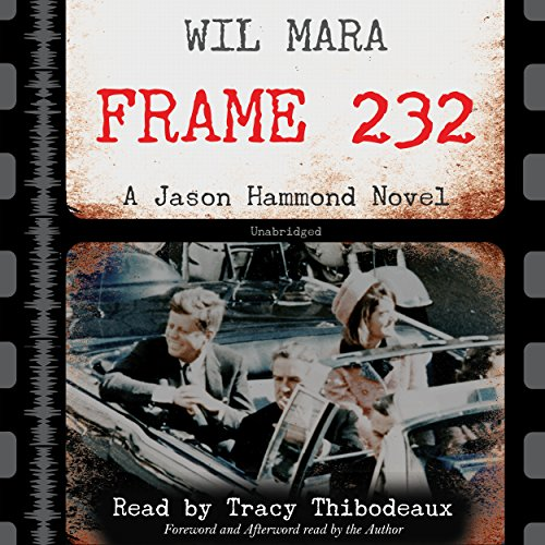 Frame 232 audiobook cover art