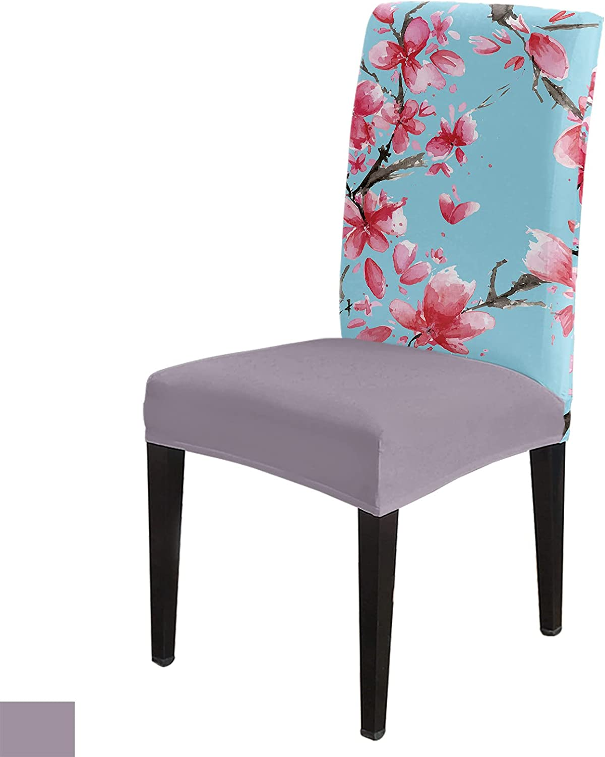 Spring Chair Slip Cover Set of Covers SALENEW very popular! Elasti with 2021 autumn and winter new Seat Dining 8